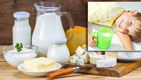 Školní mléko má svátek! Odborníci: pro děti až 4 porce denně