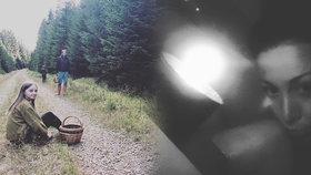Chalupářka Agáta: Místo podpatků holínky a koupel při hřbitovních svíčkách