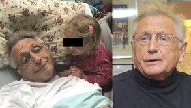 Mrazivá slova Jiřího Menzela (80) o smrti: Nechci dlouhý a blbý umírání. Pohřeb taky nechci