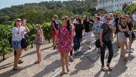 Babí léto v Praze nekončí: Přes týden bude slunečno, o víkendu se ochladí