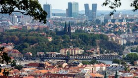 Konec září v Praze: Sluníčko se schová, teploty ale zůstanou vysoko