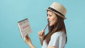 Hubněte podle fází menstruačního cyklu: Kdy cvičit a kdy si dát pauzu?
