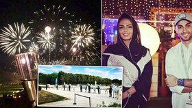 Honosná svatba saúdské princezny skončila fiaskem: Prsten za 22 milionů zmizel!