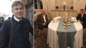 Zeman jmenuje Petříčka ministrem příští týden. Rozhodla diskuse s Babišem nad pstruhem