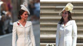 Vévodkyně Kate recykluje svůj šatník. Zkuste to podle ní!