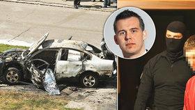 Poslance Marka Rakovského (†29) zavraždili bombou v autě! Policie zadržela 2 podezřelé!