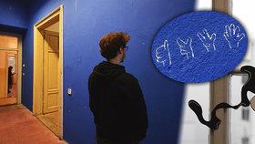 VIDEO: Zírání do zdi a obtloustlé nahotinky v okně. Festival LUSTR proměnil Hybernskou v palác ilustrace