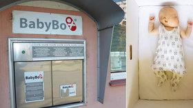 Dítě i s placentou našli v babyboxu v Neratovicích. Holčička je živá a zdravá!