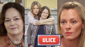 Seriálová Ulice: Jitka Smutná bravurně naskočila, Linda Rybová jako vždy nudí