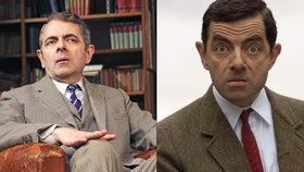 Konec podívína v hnědém saku? Rowan Atkinson končí s Mr. Beanem