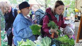 Farmářské trhy nejsou zárukou bio kvality! Kde v Praze koupit neošetřené potraviny?