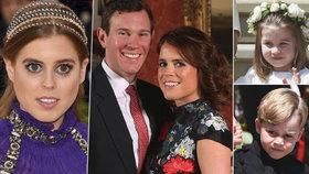 Zkazí princezně Eugenii svatbu? Camilla dala přednost venkovu, děda Philip (97) se rozhodne na poslední chvíli