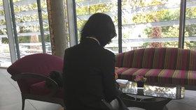 Šéfka zmizelého exšéfa Interpolu promluvila. Udeřila na vládu v Číně