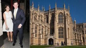 Svatba princezny Eugenie: Královský obřad v kapli krok za krokem