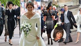 Vnučka britské královny Alžběty II. se vdala! Byla to aristokratická paráda?