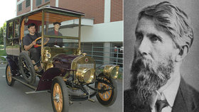 Z knihovníka se stal ikonou. Václav Klement se narodil před 150 lety, vybudoval motocyklové impérium