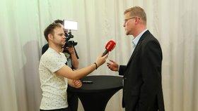 """Končící šéf lidovců Bělobrádek: O nemoci, vyhoření, rodině a """"nových frajerech"""""""