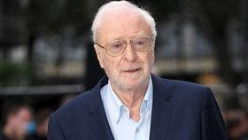 Exkluzivní rozhovor s oscarovým hercem Michaelem Cainem (85): Od zlodějů k Žižkovi