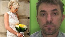 Marian (32) ubodal svou manželku (†30). Její smrt si natočil na video. Tchyni napsal, že se omlouvá