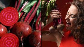 Červená řepa: Odhalí závažnou nemoc! Poznáte ji podle barvy moči