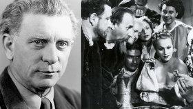 Hvězdný herec první republiky Zdeněk Štěpánek (†71): Nepodařená sebevražda!