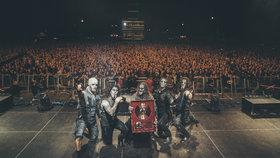 Forum Karlín vyprodali! Metaláci Powerwolf vystoupí nejen v Praze