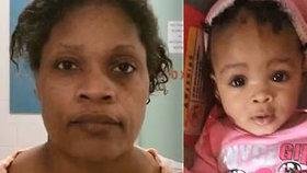 Žena ubodala svou vnučku (†2). Potom ji upekla v troubě