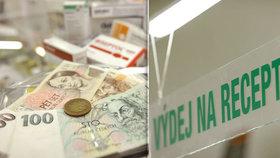 V Česku není k dostání 87 léků, i těch na rakovinu. Vina nízkých cen, tvrdí komora