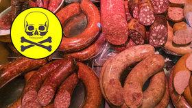 Zvyšuje salám riziko rakoviny? Známe pravdu o škodlivých potravinách