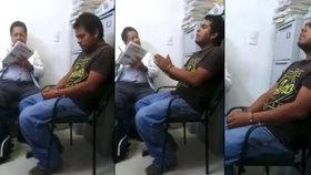 """""""Ďábel z Ecatepecu"""", který zabil a snědl 20 žen: Když mě pustíte, budu zabíjet dál!"""