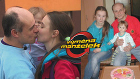 Iva (18) a Marian (46) z Výměny: Strach o zdraví dětí a střechu nad hlavou!