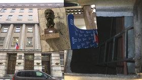 Záhadný tunel i schránky pravěkých živočichů: Budova ministerstva práce skrývá nečekaná tajemství