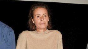 Lenka Vlasáková: Jediná herečka, které to víc sluší bez make-upu