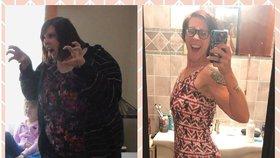 Po 11 letech konečně uviděla na váze jenom dvě čísla! Největší motivací byly děti