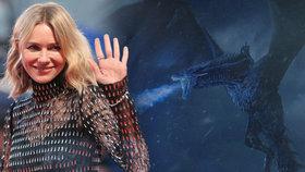Game of Thrones spin-off : Naomi Watts si zahraje v novém seriálu ze světa Hry o trůny