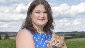 Klára Nevečeřalová: Pokud kočka močí v bytě nebo je agresivní, chce tím majiteli něco říct