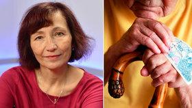 Expertka varuje Čechy: Tyhle chyby vám srazí důchod a připraví vás o tisíce