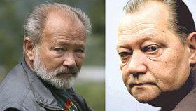 Hvězda Ulice Rudolf Hrušínský ml. (72): Po tátovi zdědil cukrovku
