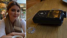 """""""Zpod trička mi pořád trčí hadička."""" Karolína (23) s cukrovkou promluvila o životě s pumpou"""