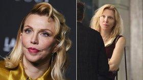Courtney Love šokovala bez make-upu: Poznali byste ji?!