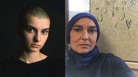 """Sinéad O'Connor konvertovala k islámu a útočí: Jste nechutní, vzkázala """"nemuslimům"""""""