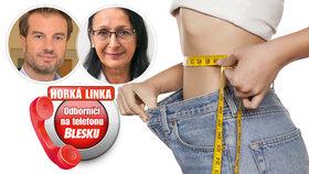 Odborníci na hubnutí: Vše o dietách, zdravém stravování i liposukci! Kdo vám poradí?