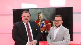 ŽIVĚ z Blesku: Princ Charles slaví 70. Jindřich Forejt o jeho nevěrách!