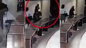Levhart napadl dívku (4) v moskevském cirkuse. Zachránil ji svetr