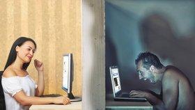 Mladík z Olomoucka poslal lásce z internetu desetitisíce: Vyklubal se z ní muž!