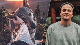 Český fotograf cestuje po vlasti se svým vlčákem: Jejich společné fotky udělaly díru do světa