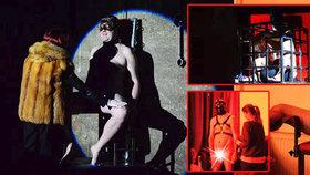 Penisy, erekce i ejakulace: Výstava skutečných nahých mužů rozpaluje Pražanky, sahání povoleno