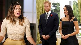 Kamarádka Meghan prozradila: Co si psaly po zásnubách s Harrym?