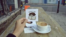 Vtipné fotky pro všechny kávové závislačky: Takhle by vypadala vaše káva, kdyby byla ženou!