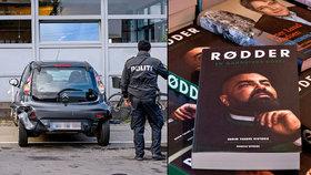 V Dánsku byl zastřelen bývalý vůdce gangu, když mu vyšla kniha vzpomínek